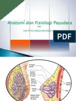 PPT Anatomi Dan Fisiologi Payudara