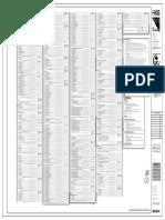 BMS Single Line Diagram & Schedule of Points