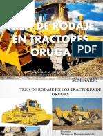 Curso Tren Rodaje Tractores Orugas