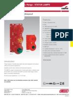 Att 8 3 Way Beacon Cooper Medc Datasheet Sm87 Sl Xb11 Sl 6ds082 Issue o