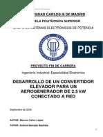 PFC Marcos Calvo Lopez