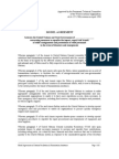 Model Customs Agreement_en