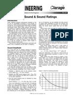 Fan Sound Sound Ratings Fe 300