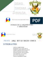 Reglamento de construccion para el municipio de Culiacán