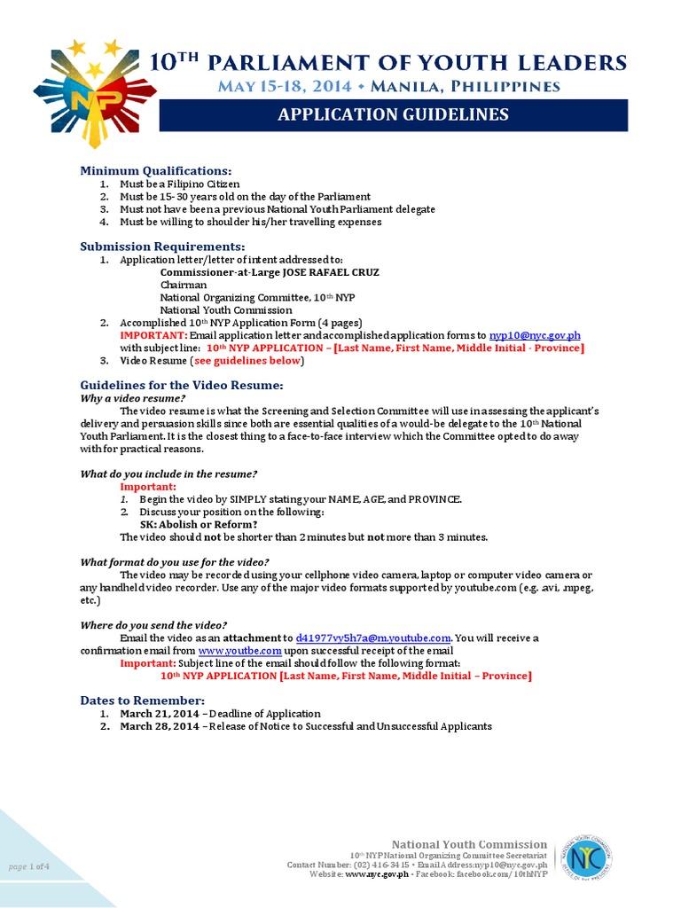 Revised Application Form V3 Facebook Email