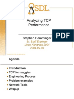Linux TCP/IP Tuning