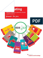 Vodafone Eco-Ratings