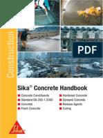 Sika - Concrete Handbook