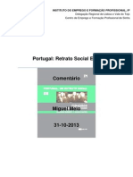 comentario portugal retrato social ep 5 miguel melo