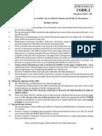 Jee Advance Paper-1