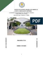 Mbbs Prospectus 2014 Findal 19.03.2014 Updatedfd