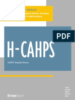 Studer Group Toolkit - Hcahps