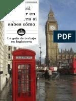 Book Es Fácilk Trabajar en Inglaterra Si Sabes Como