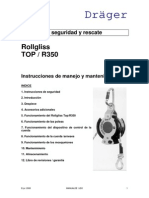 Rollgliss Top - r350 (Manu-uso)