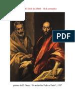 Pedro e Paulo, Germes Da Semente Divina