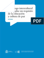 Sabariego 2009 . La Educacion Intercultural Como Factor de Cambio Social Modelos de Intervencion y Accion Educativa