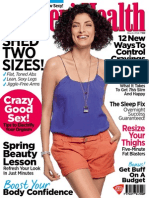Womens Health India March 2014