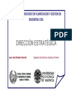 DIRECCIÓN+ESTRATÉGICA+2011-2012+Tema+5
