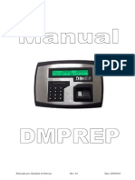 Manual Software DMPRep 6.0
