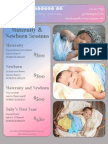 Maternity Photography Package