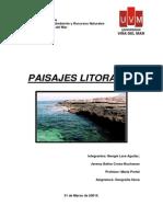 paisajes litorales