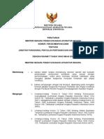 peraturan menteri pertanian 2008