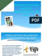 Diapos Etica Del Auditor