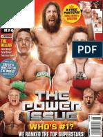 WWe Magazine June 2014
