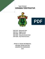 Tugas Kelompok Pemrograman Terstruktur.docx