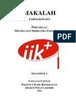 Cover Makalah Miotika Dan Midriatika Pada Kelinci