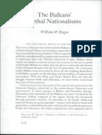 Lethal Balkans Nationalisms
