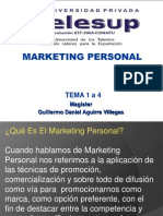 Marketing Personal 1 - 4