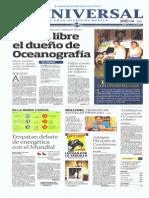 GradoCeroPress-Portadas Medios Nacionales-Vier-30 May 2014