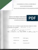 Manual Planta Externa Teleco,