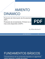 Enrutamiento Dinamico RIP OSPF WMN 2014