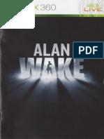 Alan Wake Manual