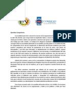 Informativo de Avance en Petitorio General por la Dirigencia Estudiantil..docx
