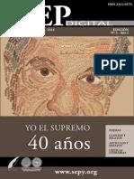 SEP DIGITAL - MAYO 2014 - EDICION PRIMICIA IMPRESA - PORTALGUARANI