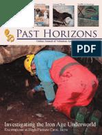Past Horizons Magazine March 2008