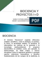 BIOCIENCIA Y PROYECTOS I+D