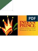 Indian Prince Logo