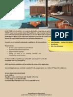 Job Maldives 30052014