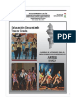 Artes Danza 3