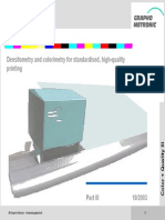 Printing Industries - Color system