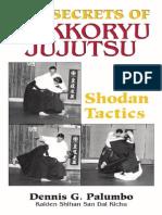 Secrets of Hakkoryu Jujutsu