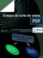 Ensayo de Corte de Veleta- HREduardo