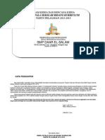 Program Kerja Kurikulum 2013-2014