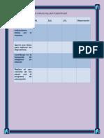 escala descriptiva para evaluar powerpoint
