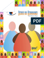 IPEA Retrato Das Desigualdades de Genero e Raça 4 Ediçao 2011