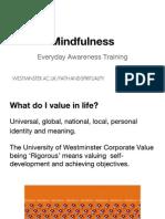 Mindfulness Fp